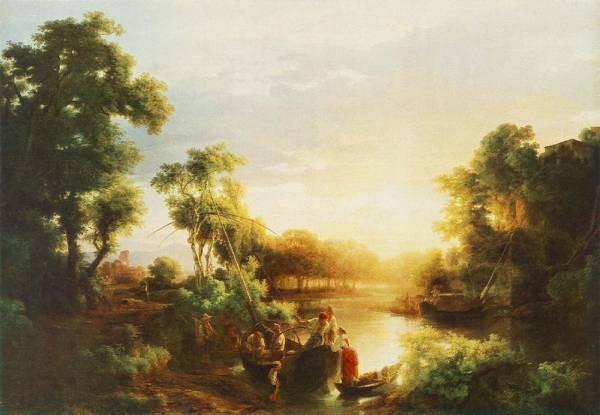 MARKO Karoly Fishermen